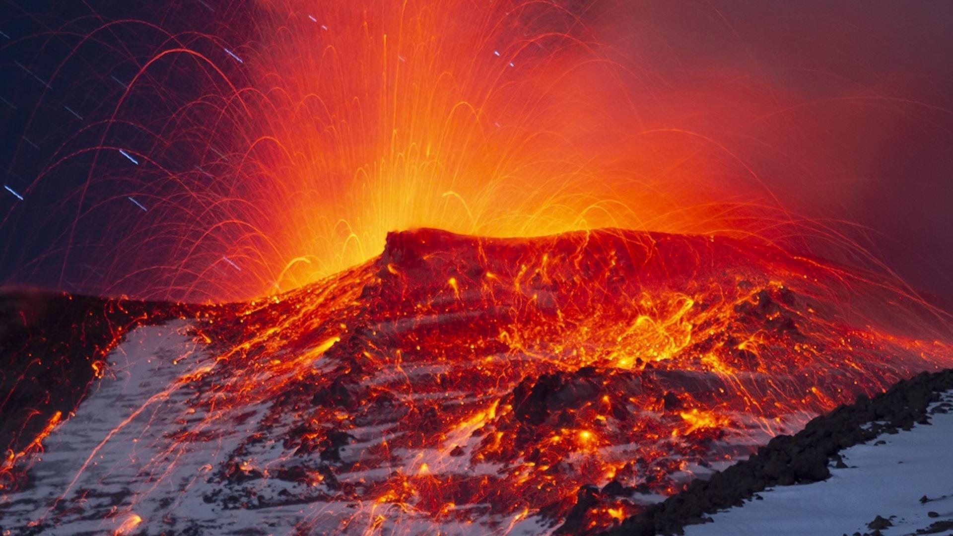 Chile: el país con la mayor cantidad de volcanes activos de América