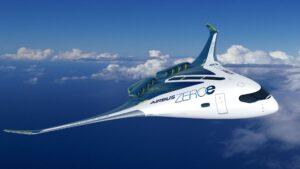 Airbus ZEROe: los nuevos aviones ecológicos propulsados por hidrógeno