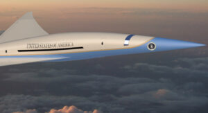 Así sería el nuevo avión presidencial Air Force One: supersónico y futurista