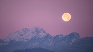 Llega la Luna Llena de Halloween y se verá en todo el mundo