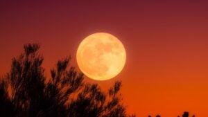 Los nombres de las lunas llenas, mes por mes