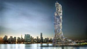 Así es Mandragore New York: el rascacielos ecológico más alto del mundo
