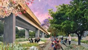 En octubre de 2020, inaugura el parque The Underline Miami