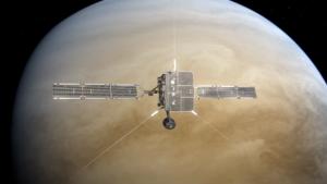 Descubren la posibilidad de vida en Venus