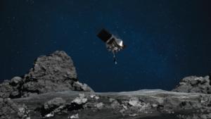 La NASA recolecta muestras del asteroide Bennu: transmisión en vivo
