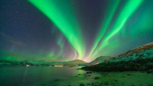 Los mejores lugares de Noruega para ver las auroras boreales