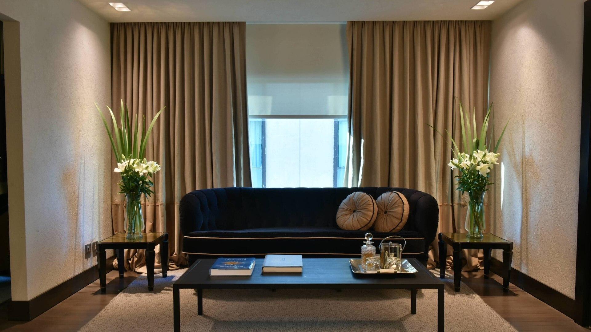 Así es el nuevo Buenos Aires Marriott Hotel: imágenes