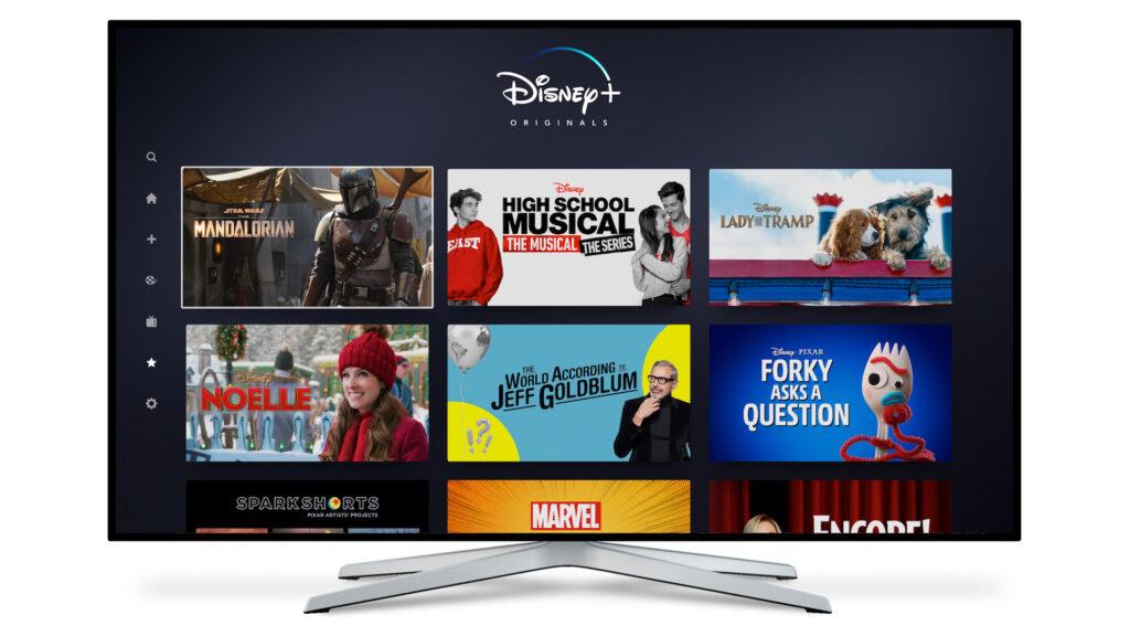 Todas las películas y series online disponibles en Disney Plus Latinoamérica