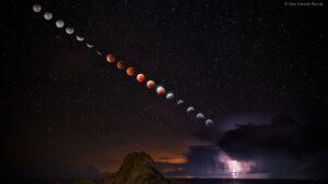 ¿Próximo eclipse total de la Luna? 26 de mayo de 2021