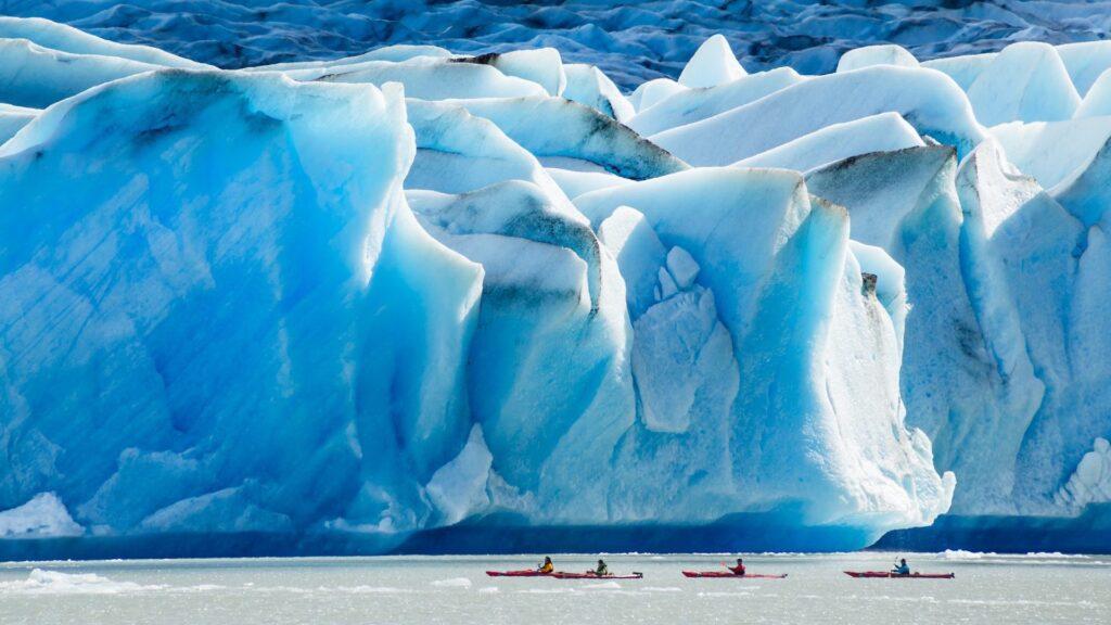 Los principales glaciares de Chile para visitar y conocer