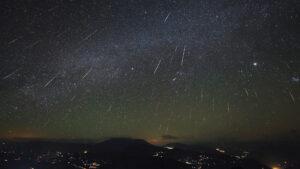 En octubre llega la lluvia de meteoritos de las Oriónidas 2020