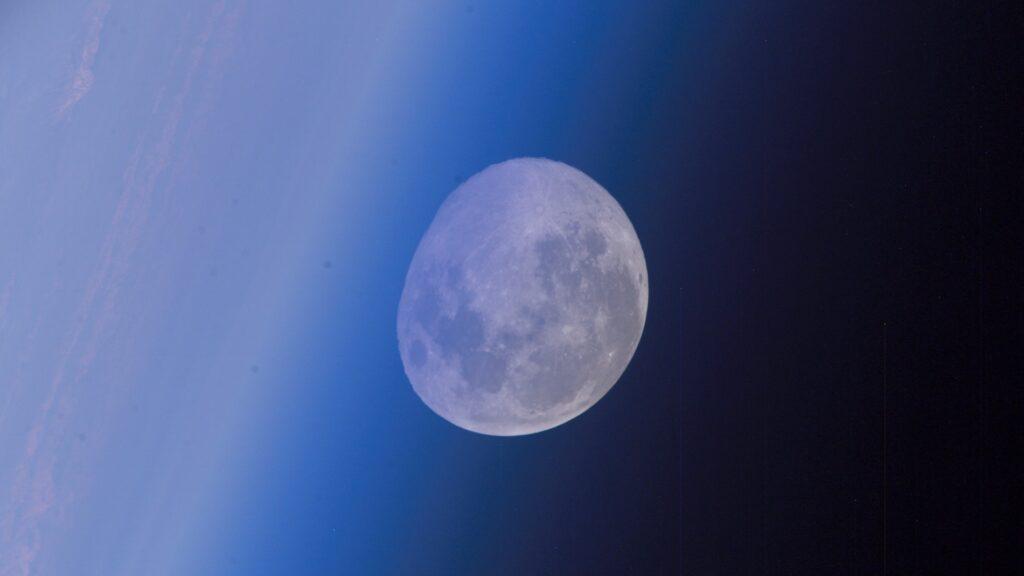 Por qué se la llama Luna Azul pero que no es azul
