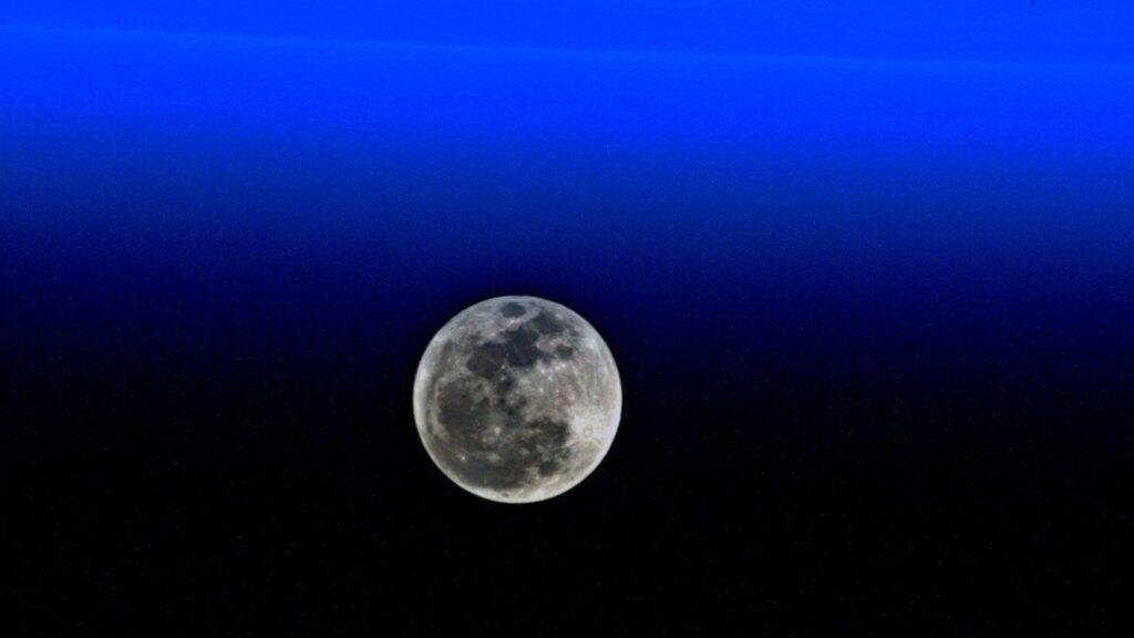 Este 31 de octubre llega la luna llena azul de Halloween