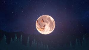 Este 31 de octubre veremos la Luna Llena Azul de Halloween