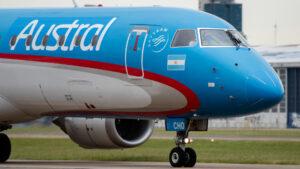 Desaparece Austral Líneas Aéreas que se une a Aerolíneas Argentinas