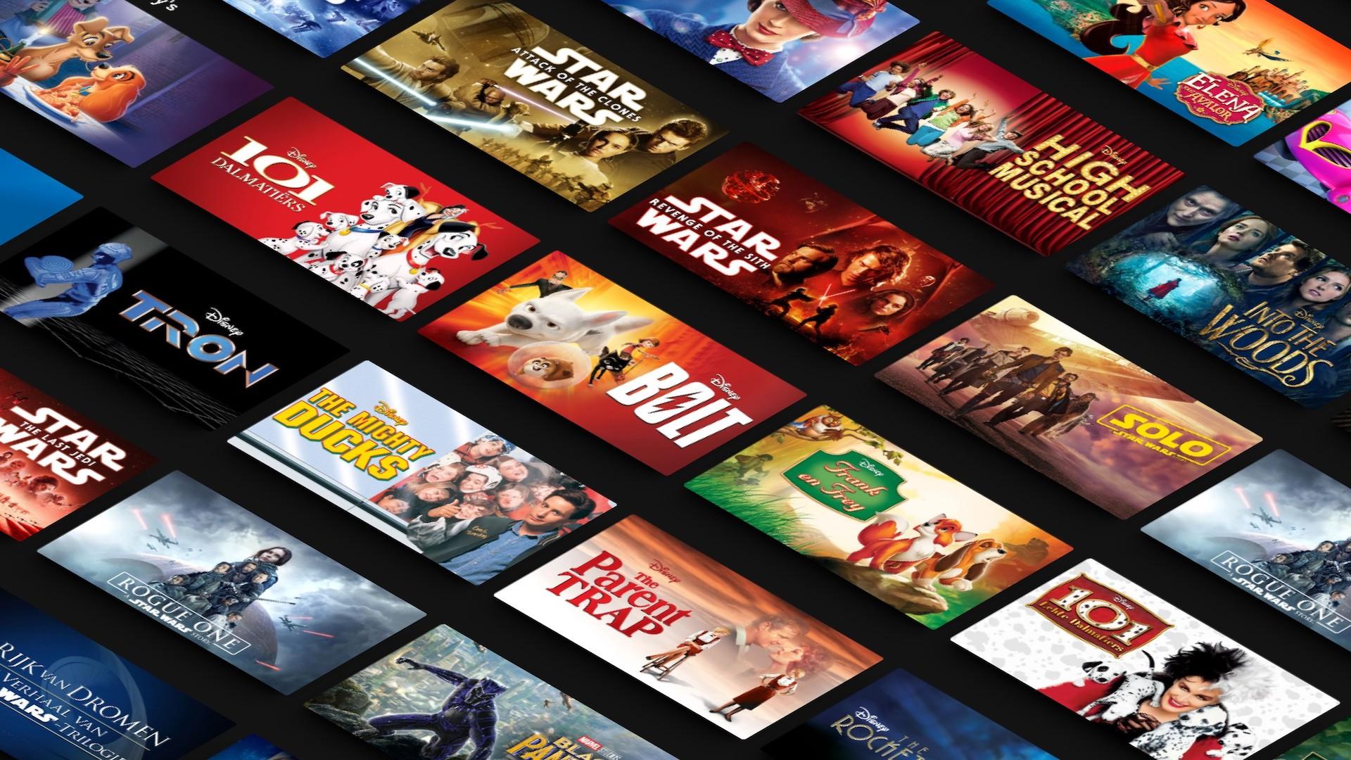Disney Plus vs. Netflix vs. Prime Video vs. Apple TV: ¿cuál es mejor?