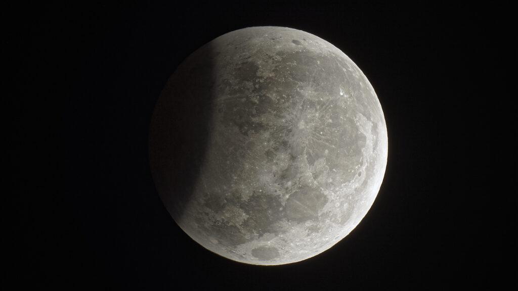En noviembre llega el último eclipse lunar de 2020