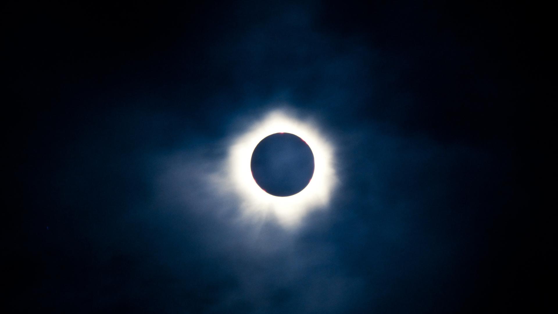 Los mejores lugares para ver el eclipse total de Sol 2020