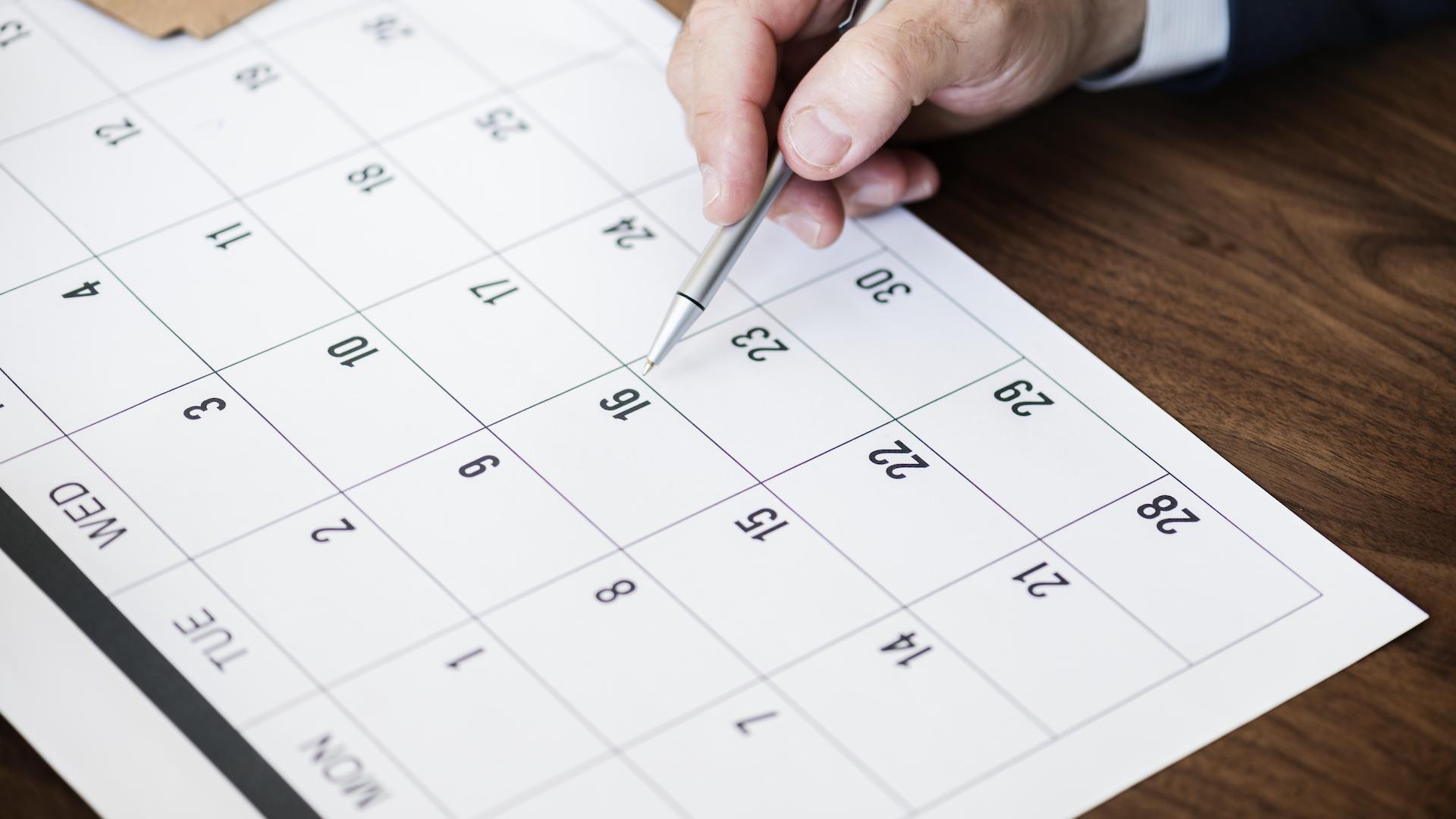 Los feriados en Argentina para noviembre y diciembre de 2020