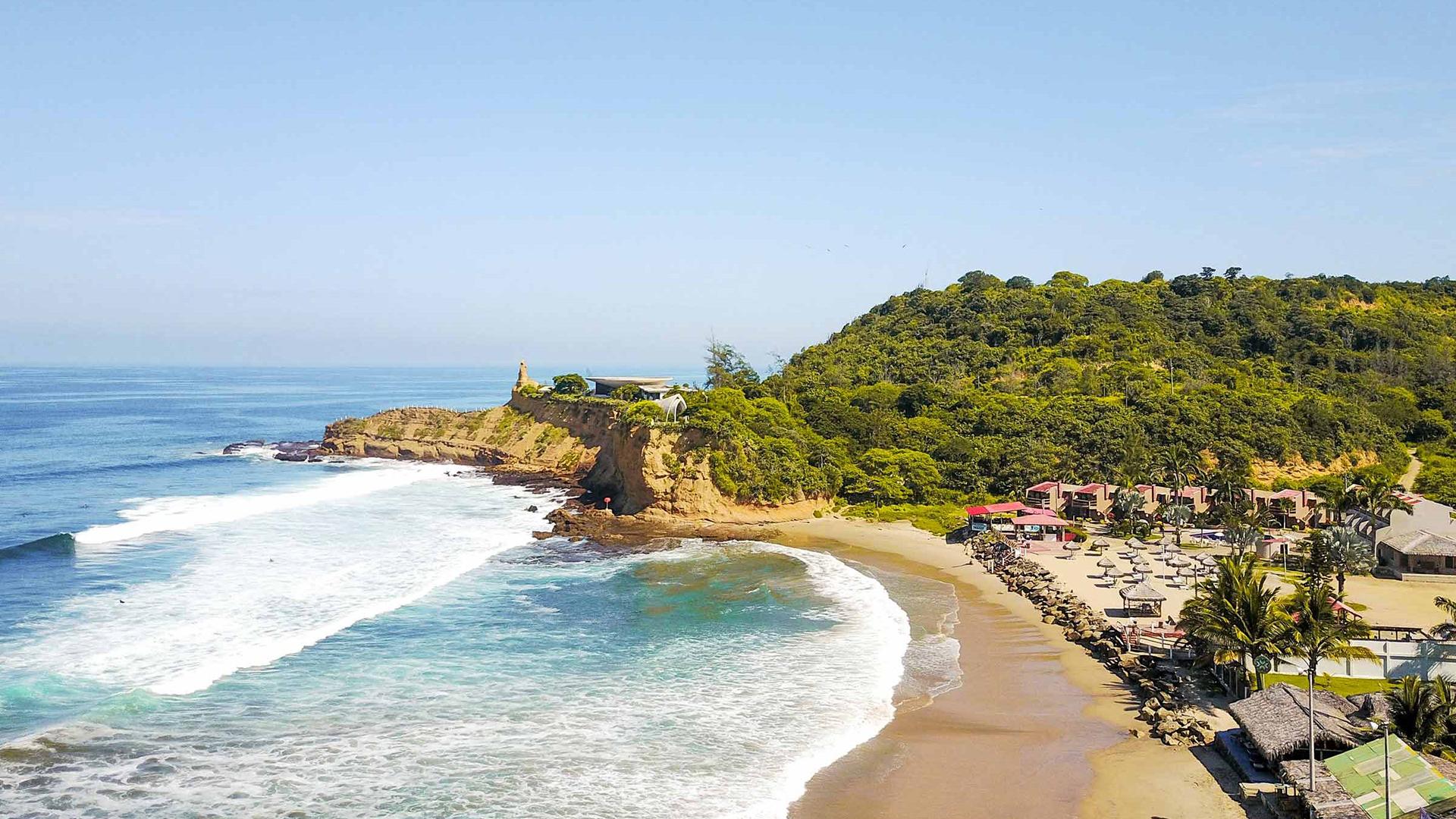 Estas son las mejores playas de Ecuador