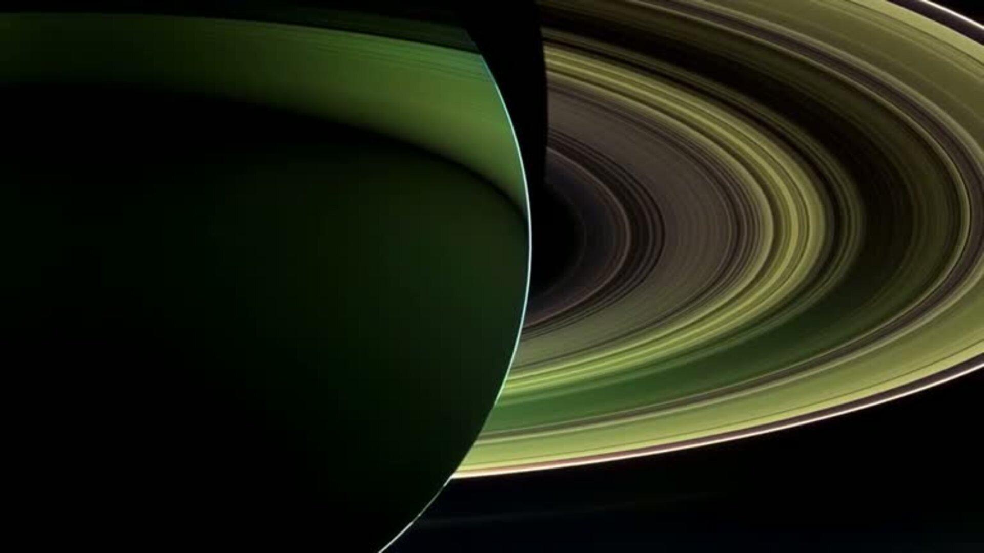 El 21 de diciembre de 2020, Saturno y Júpiter en conjunción