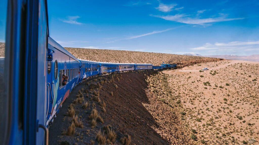 Turismo en Salta: vuelve a funcionar el Tren a las Nubes