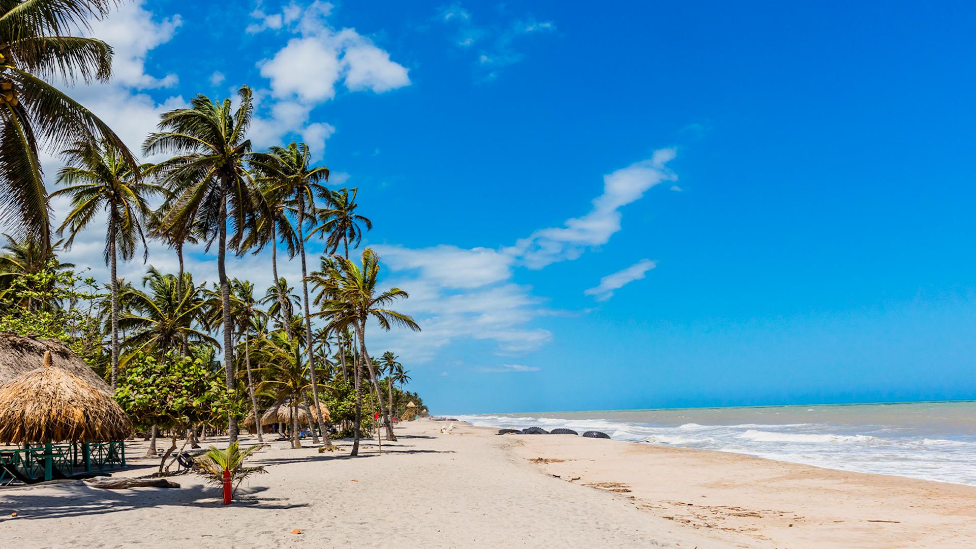 Viajar a Colombia: las tres mejores playas para desconectarse