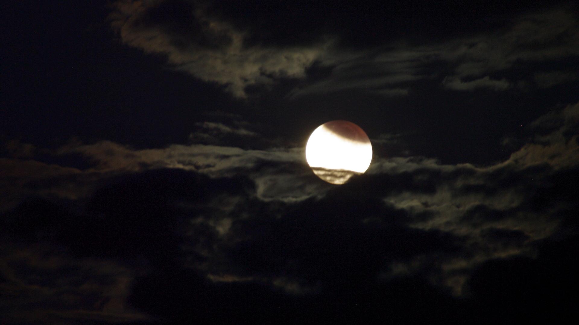 Las fechas de los próximos eclipses lunares de 2021