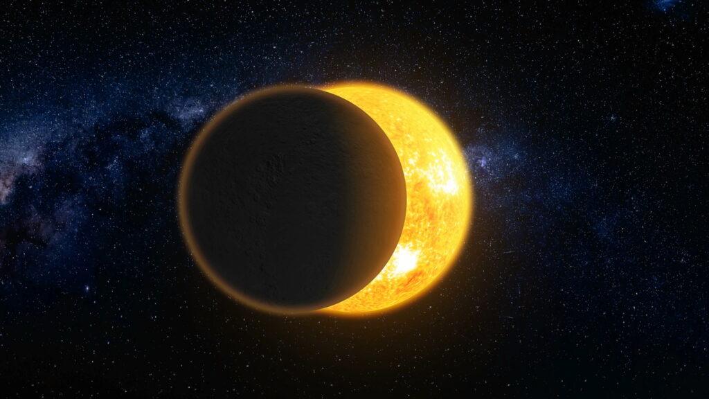 Río Negro, el mejor lugar para ver el eclipse solar de 2020