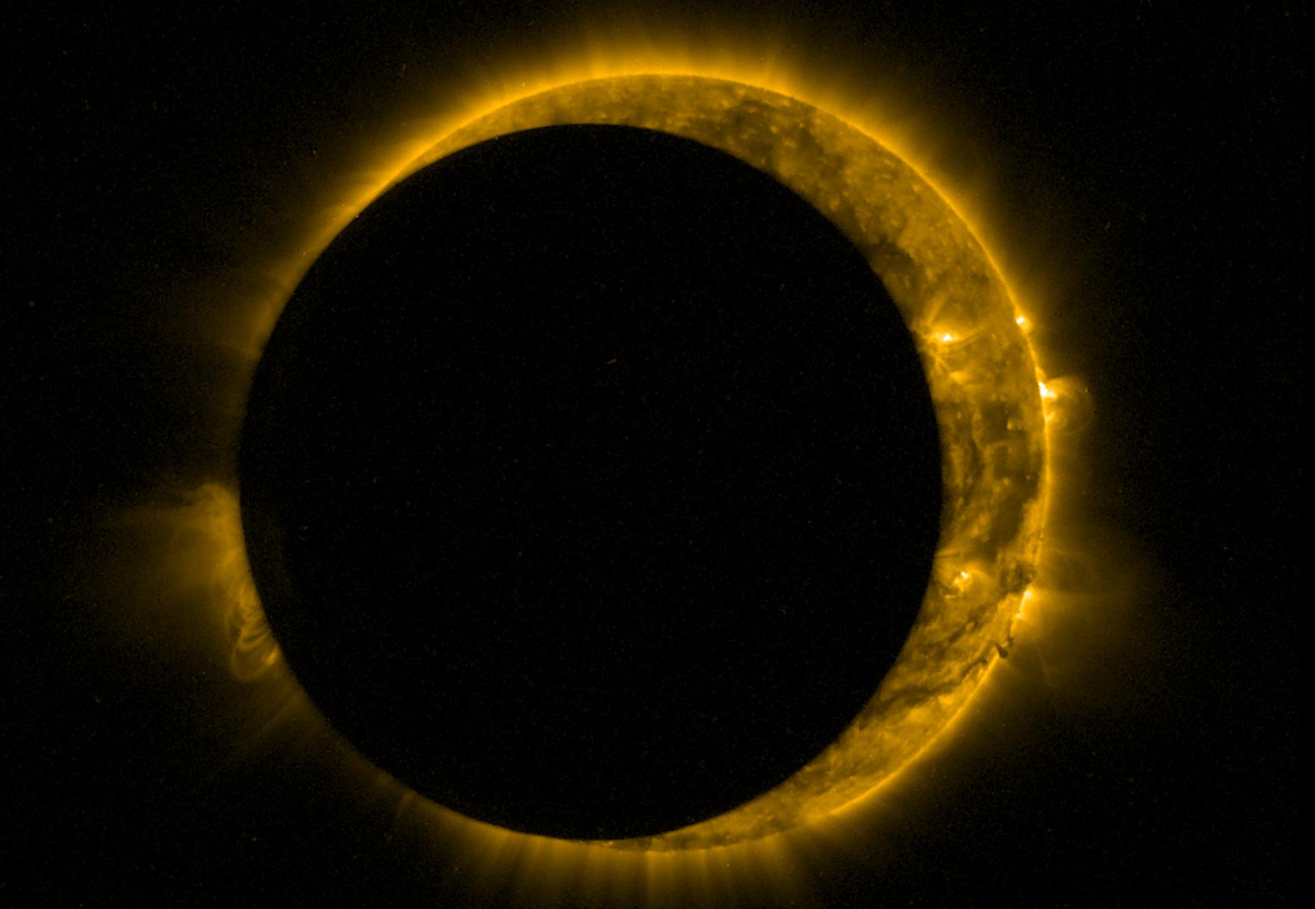 En qué ciudades ver mejor el eclipse total de Sol