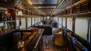 Así es el nuevo tren del tequila en México: José Cuervo Express Elite