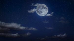 Las fechas de todas las lunas llenas de 2021, mes por mes