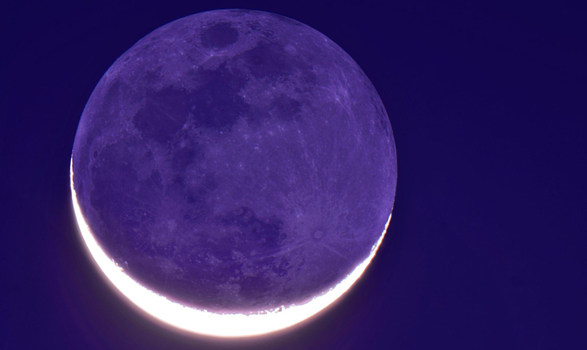 Las fechas de las lunas nuevas de 2021, mes a mes