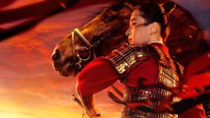 La película Mulán gratis para los suscriptores de Disney Plus