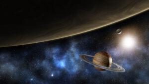 Después del eclipse de Sol, llegan Júpìter, Saturno y la Luna Llena fría