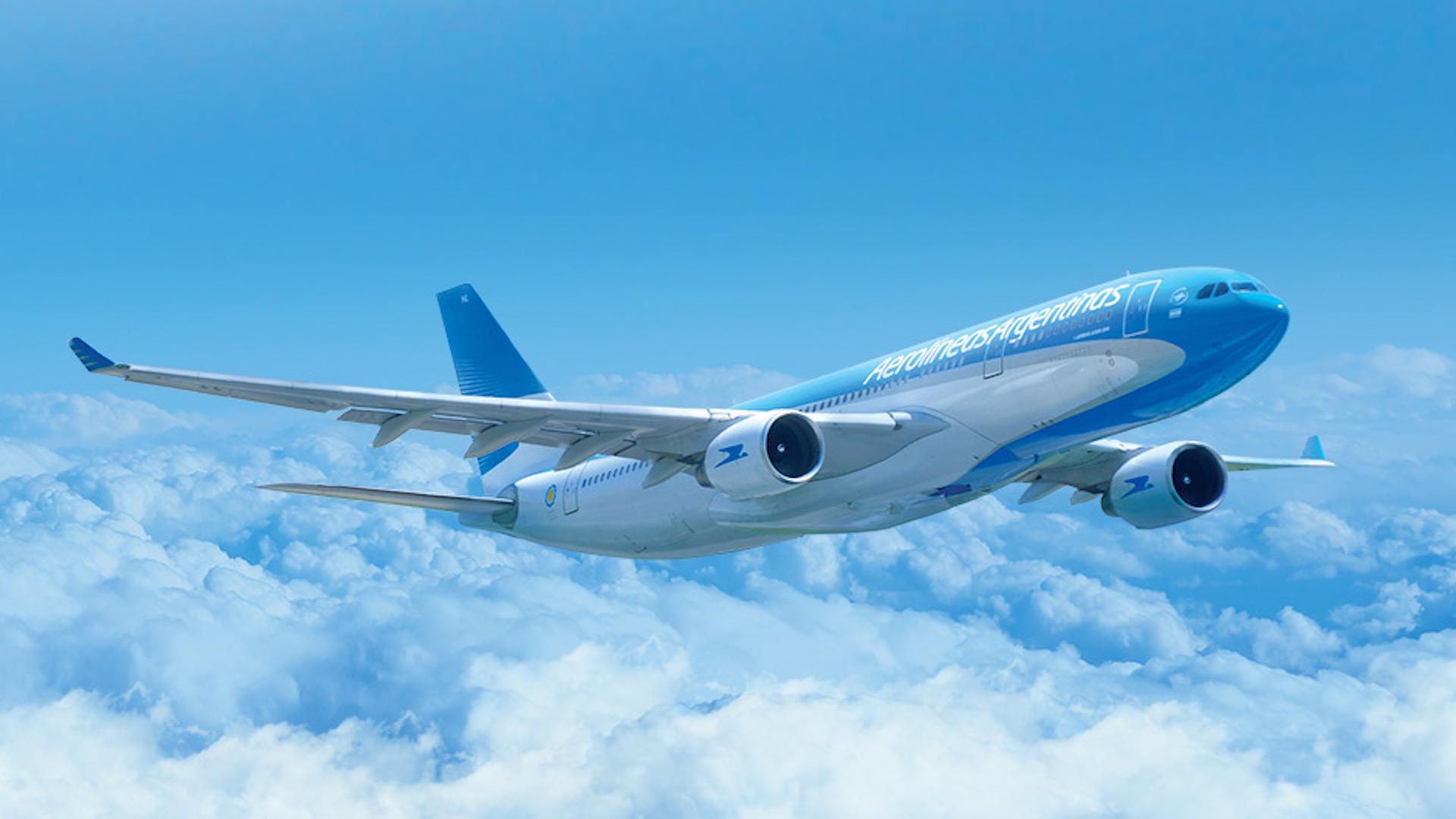 Comprar pasajes con Aerolíneas Argentinas: este no es el momento