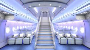 Así es el avión de pasajeros más grande del mundo, el Airbus A380: video