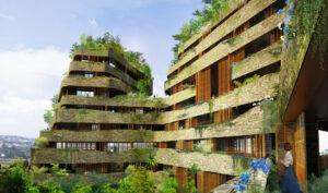Aquarela Quito: el nuevo edificio que dan ganas de viajar a Ecuador