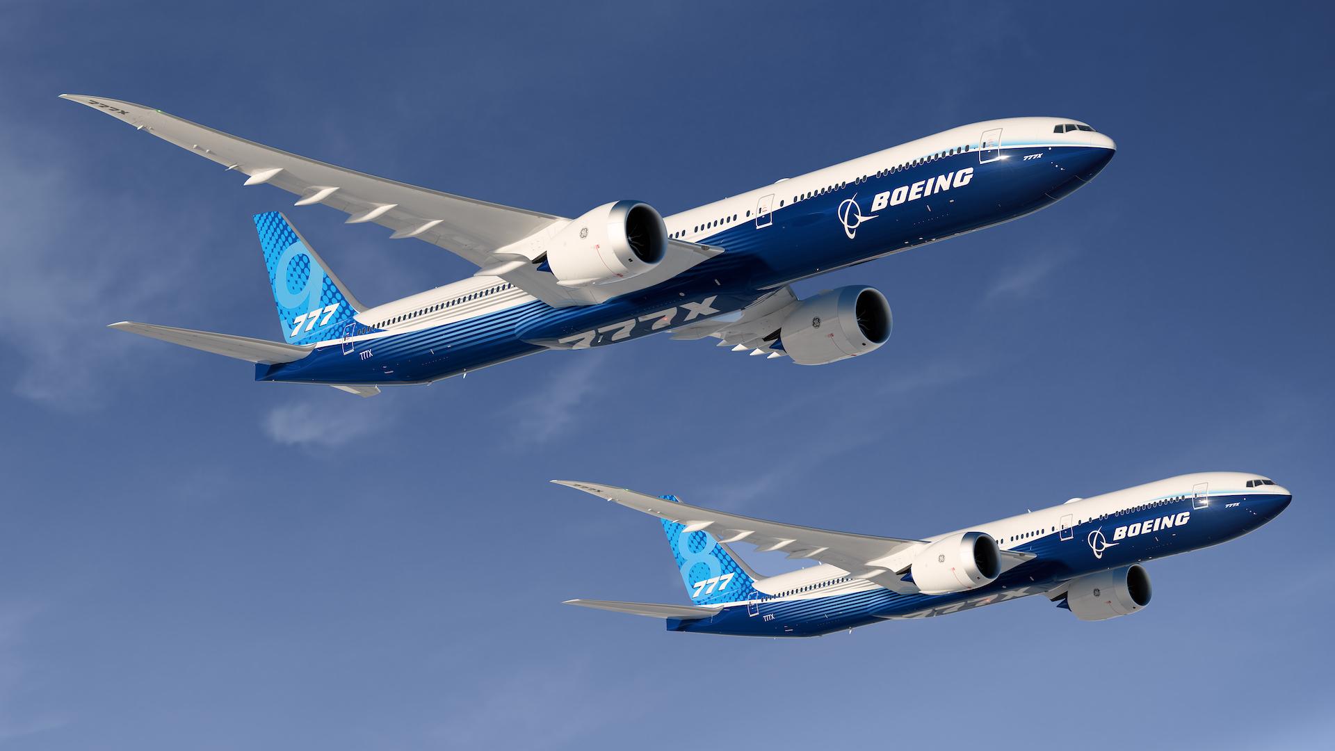Así es el gigantesco avión Boeing 777X: ¿cuándo empieza a volar?