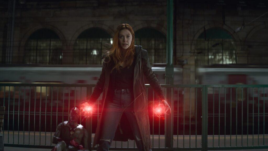 ¿Quién es la Bruja Escarlata, la herónica de la nueva serie WandaVisión?