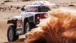 Este es el recorrido del Rally Dakar 2021 día a día en Arabia Saudita