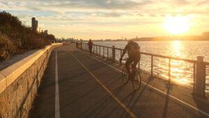 Así es Empire State Trail: 1200 kms de senderos de Nueva York a Canadá