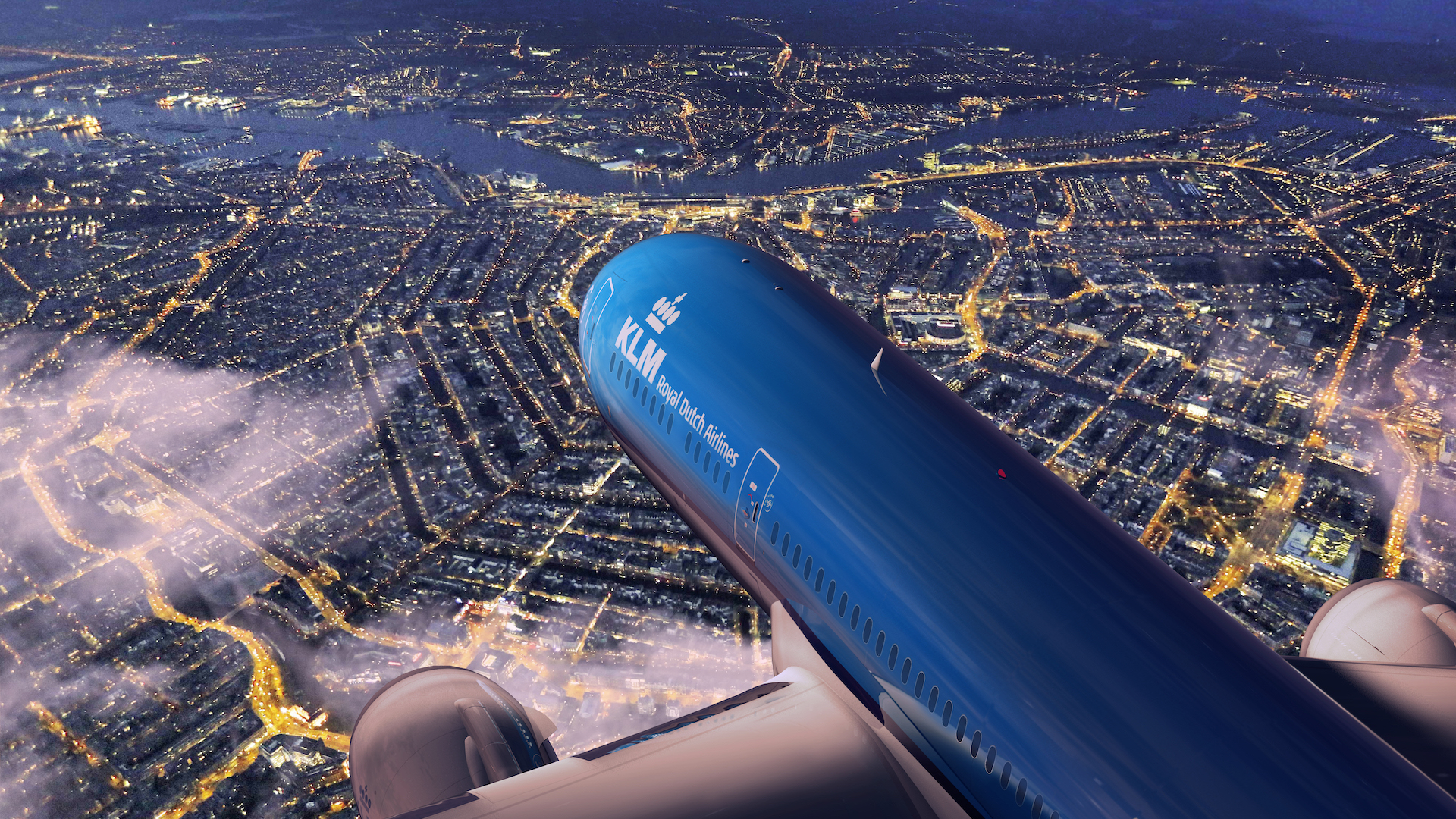 Países Bajos y KLM suspenden vuelos desde y hacia Latinoamérica