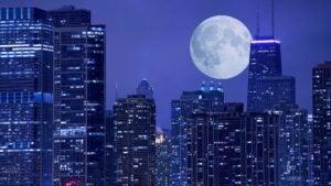 Estas son las próximas lunas llenas de 2021: Luna del Lobo y de la Nieve