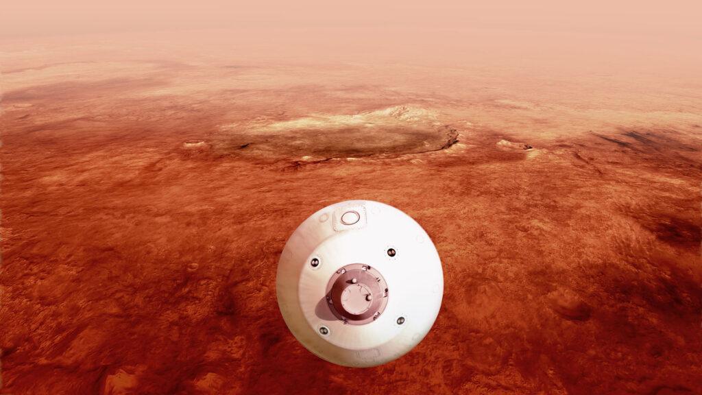 ¿Cuándo aterriza la misión Perseverance de la NASA en Marte?
