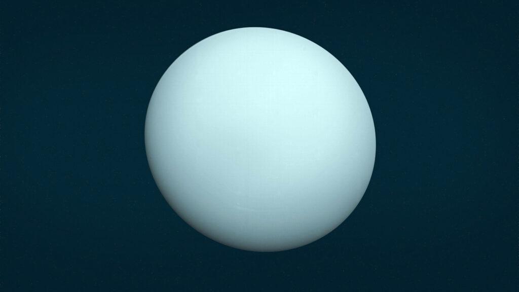 En enero de 2021, llegan Marte y Urano en conjunción planetaria