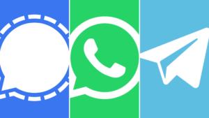 Apps alternativas a WhatsApp en 2021: Telegram, Signal, Kik y más