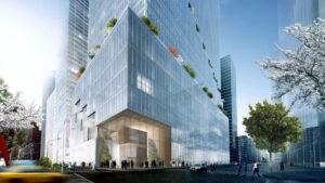 El nuevo rascacielos de New York: The Spiral, lleva el High Line al cielo