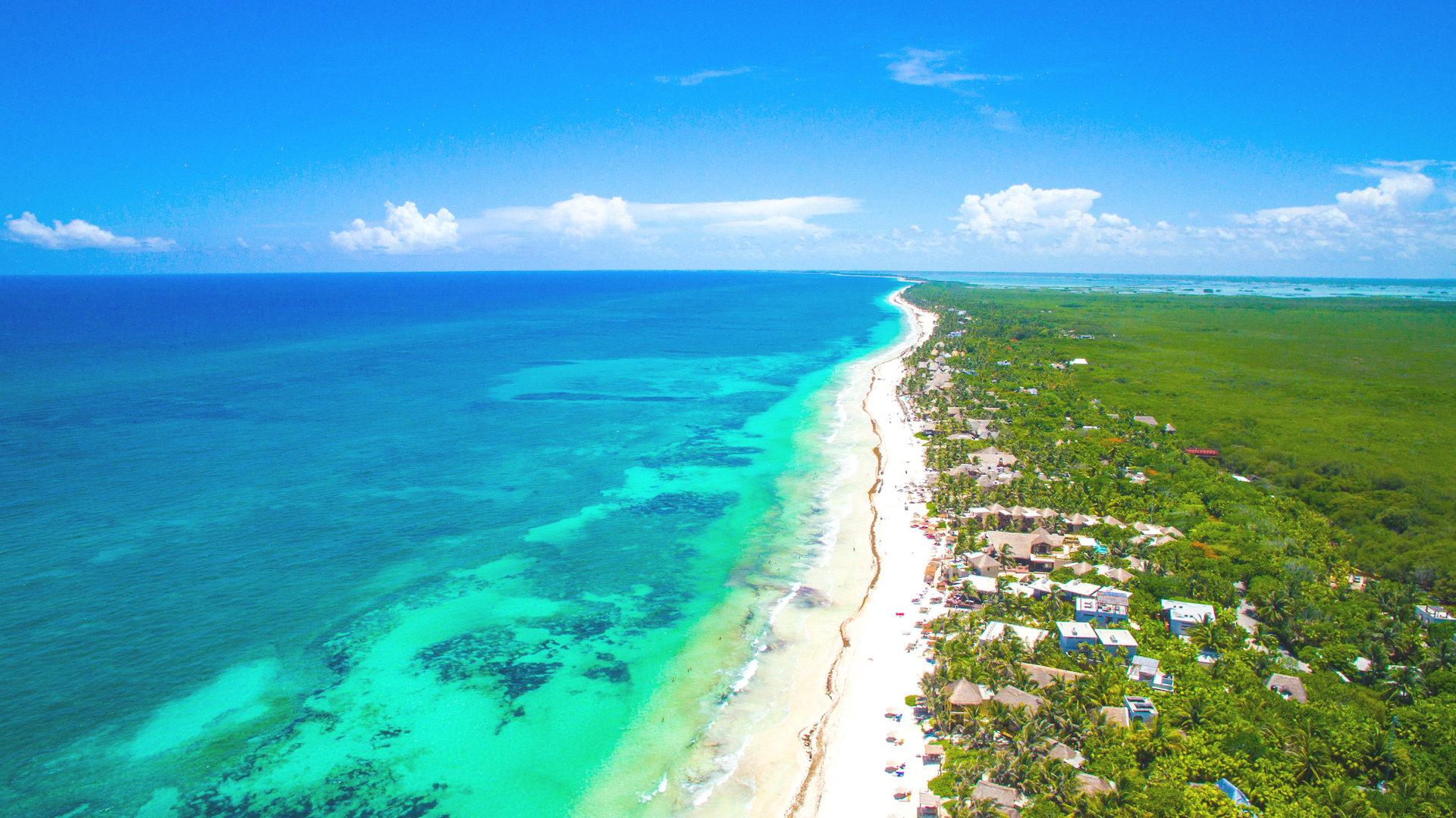 Tres destinos de México para disfrutar de las mejores playas
