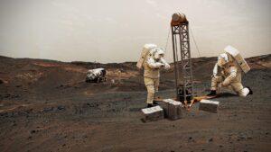 Misión a Marte: ¿Dónde deberían aterrizar los futuros astronautas?